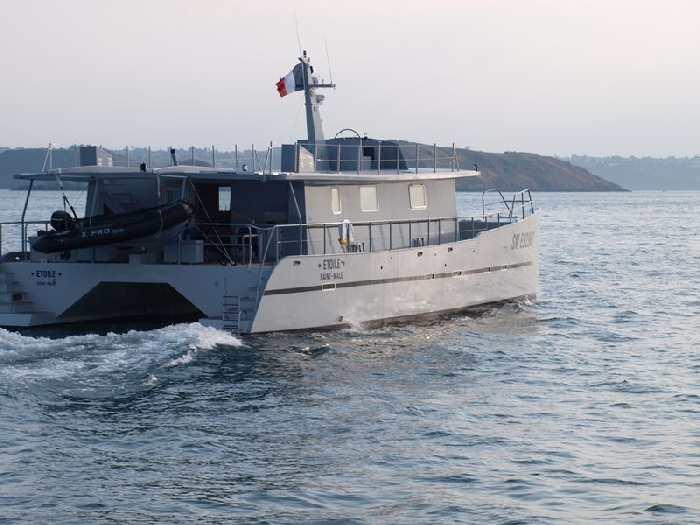 Catamaran Long Range Cruiser 65 Power Cat For Sale