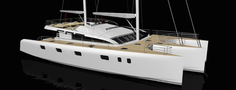Trimaran Windward Islands 80