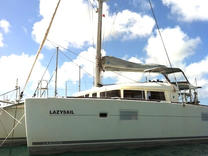 Lagoon 400 for sale
