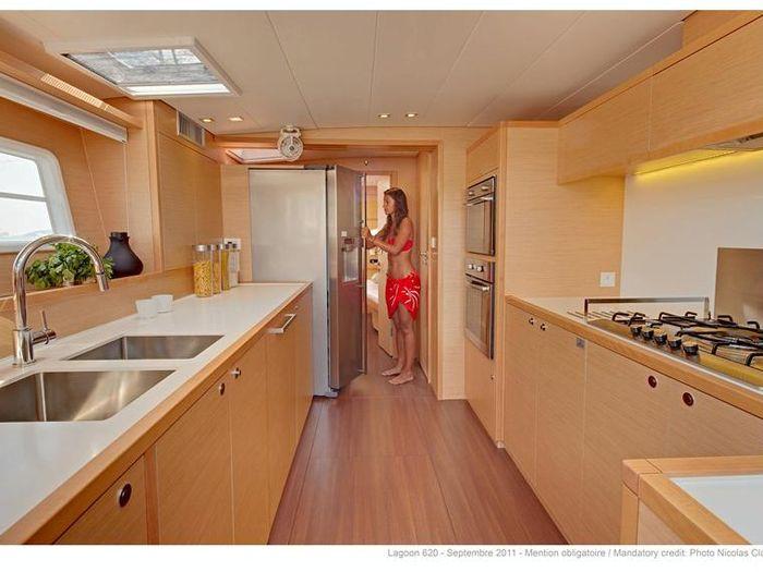 Lagoon 620 Lagoon 620 5 Cabins Version For Sale