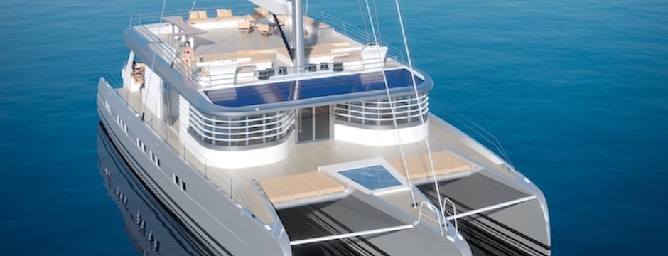 The Sailing Resort Trimaran 88'