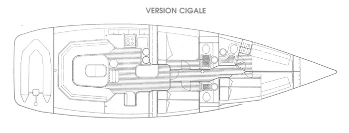 Cigale 16 for sale